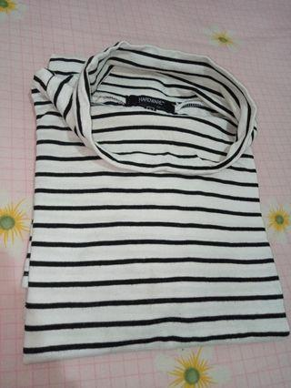 Hardware stripes top