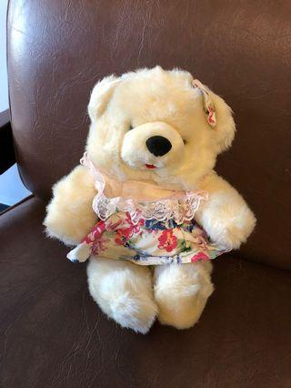 Boneka Teddy Bear Putih Female