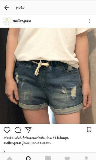 Jeans bkk new model karet