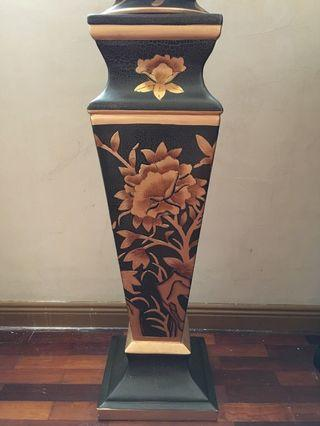 Decorative Vase with Stand
