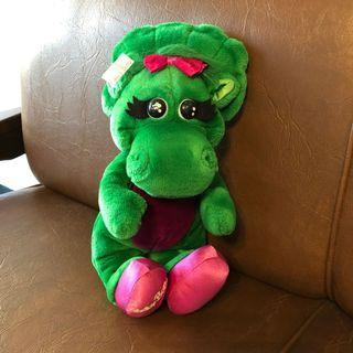 Boneka Barney Baby Bop