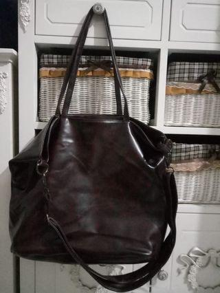 Tote Bag PU Leather only 90rb