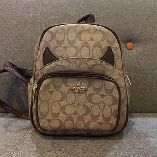 Coach Backpack tas wanita