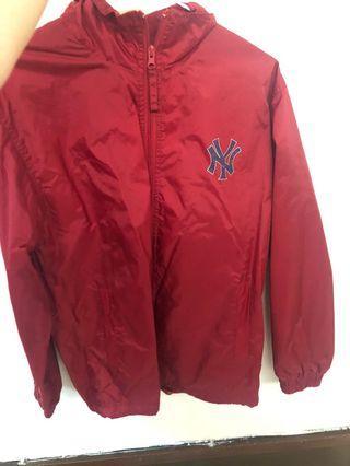 古著棒球外套