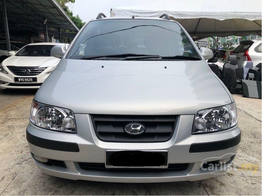 2003 Hyundai Matrix 1.6 GL (A) One Owner CBU Model 2 airbags.  http://wasap.my/601110315793/matrix2003