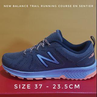 New balance Trail running Fuel Core T590v4 original size 37