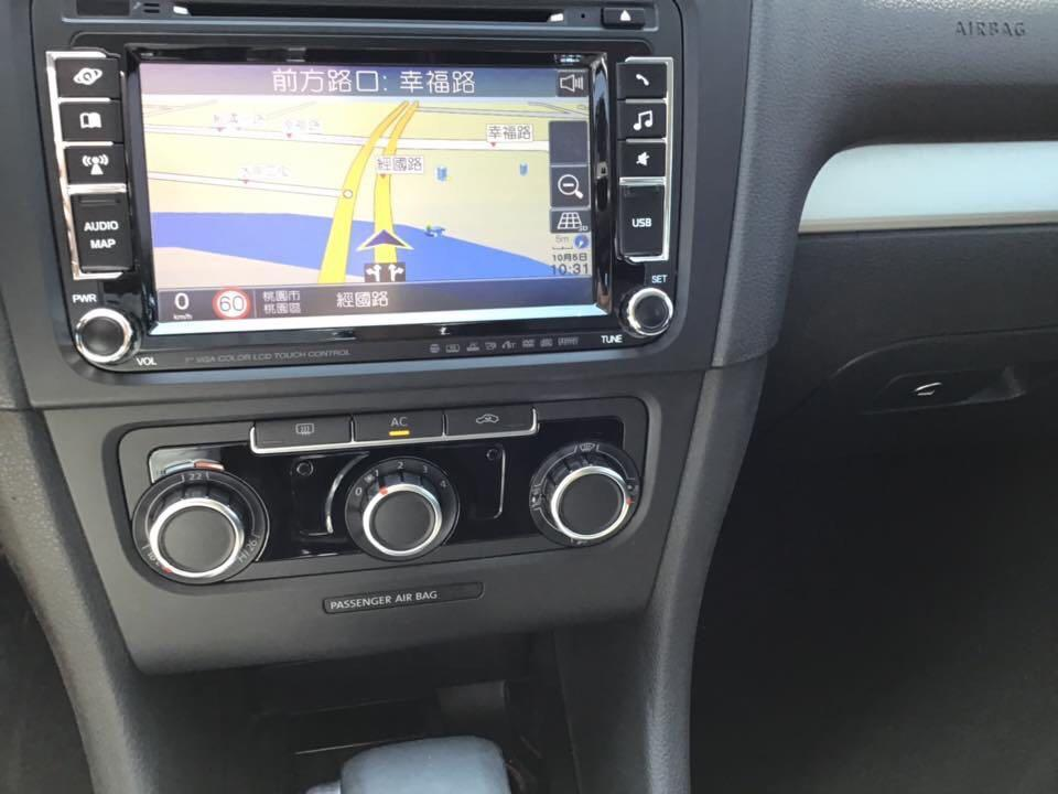 2009 Volkswagen Golf 2.0 TDI 正一手保守派公務員愛車·只跑11萬公里·車況非常漂亮