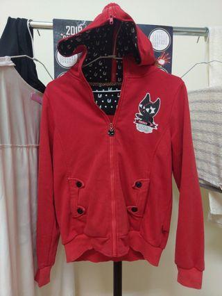 紅外套貓貓