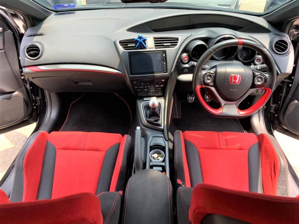 2018 Honda Civic 2.0 Type R GT Hatchback (M)[FK2][FK2R][ONE OWNER][VTEC TURBO][TIP-TOP CONDITION][PROMOTION] 18