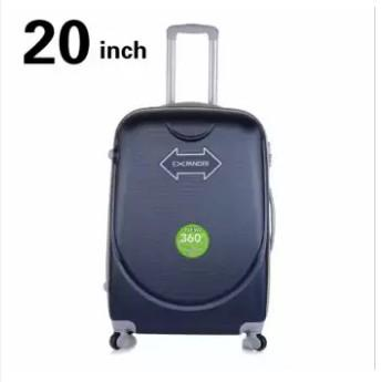 20/24/28inch Black Blue Suitcase