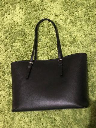 Pedro tote bag black / handbags