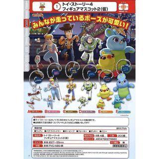 玩具總動員4 最新扭蛋 胡迪