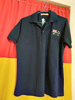 短袖POLO衫(藏青色)