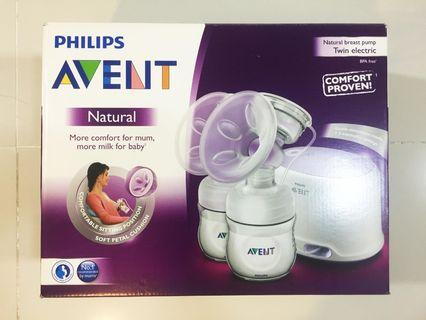 WTS Philips Avent Breast Pump
