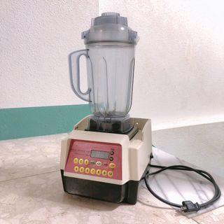 可議🖤日本製🇯🇵多功能數位全營養調理機 mega power 666 professional mixer 春橋田🖤