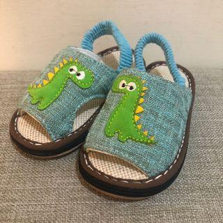 嬰幼兒涼鞋/童鞋/手工鞋