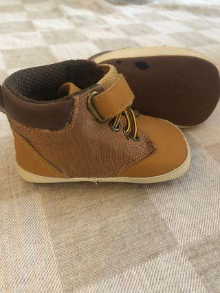 Baby Boots 0-6 Months