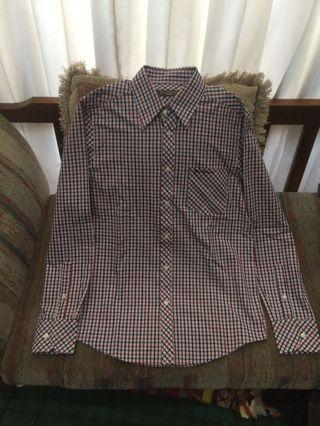 "Ben Sherman Gingham Shirt checkered ""This is England"""