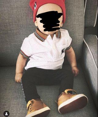 Burberry Outfit 3-6 Months