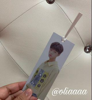 WTS  Son Dongpyo Bookmark Bisang/비상 ver