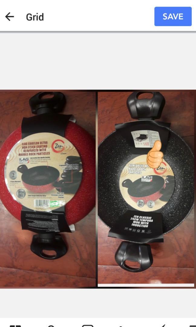 26cm shogun mini wok (induction)