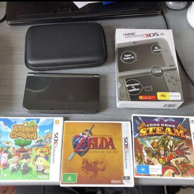 3ds Xl combo NYOP
