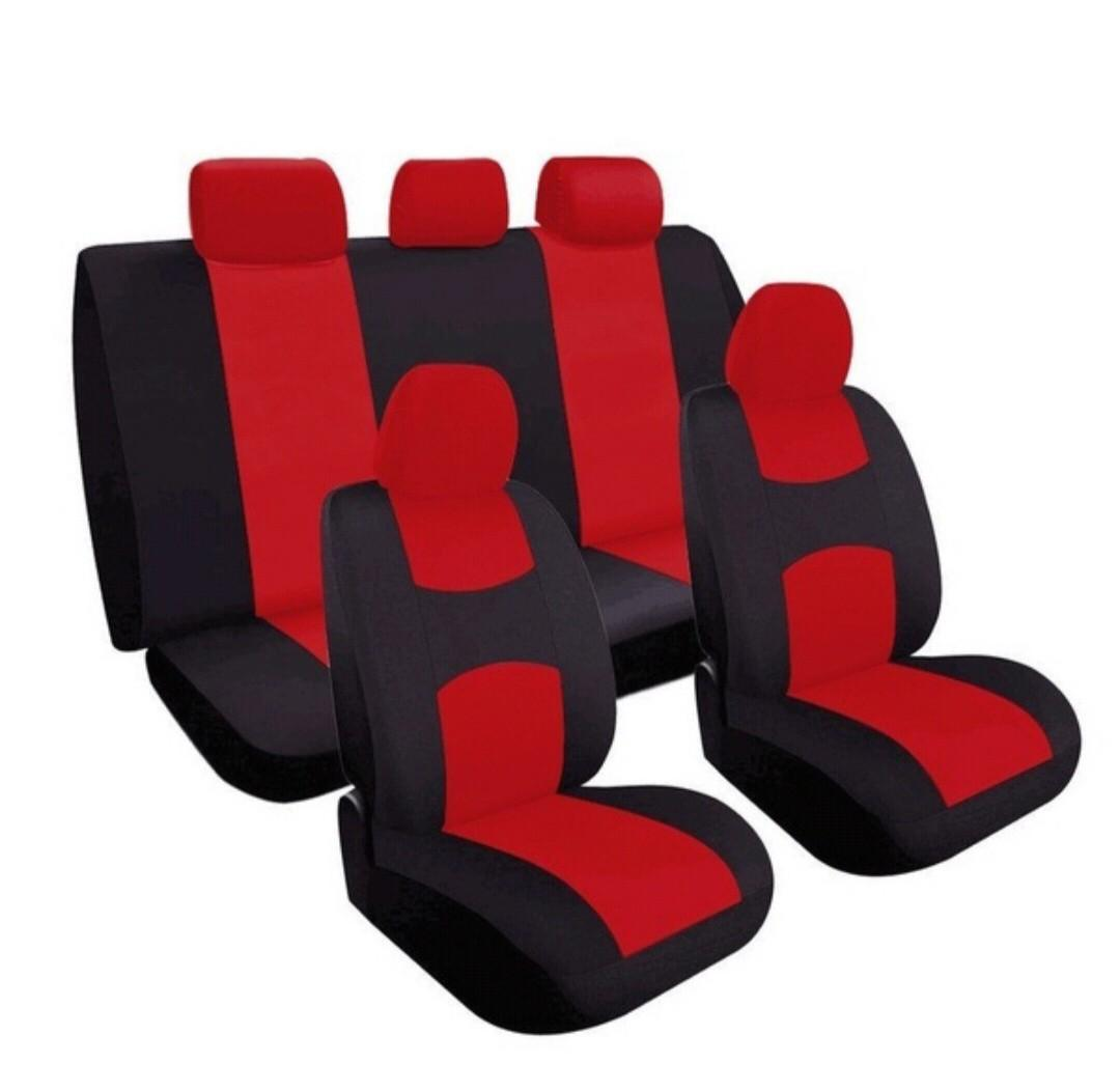 Universal Car Seat Cover (Red)