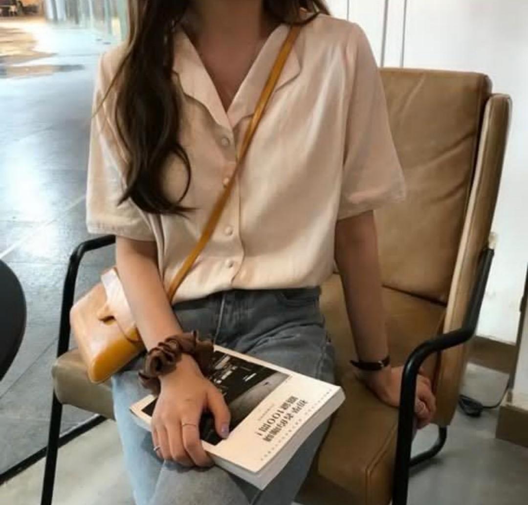 韓系清新襯衫