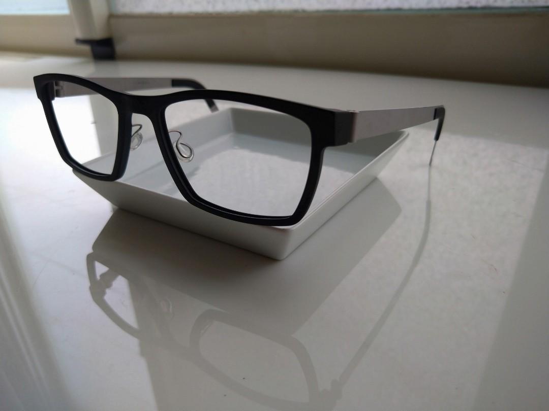 丹麥製 LINDBERG ACETANIUM 1020 膠框眼鏡