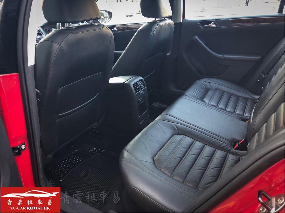 [青雲租車易] VW Jetta 1.4t