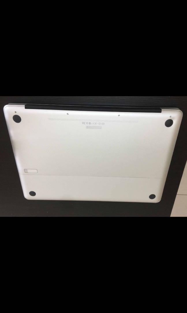 APPLE MacBook Pro 15.4吋 功能正常 電池剛換新 級新
