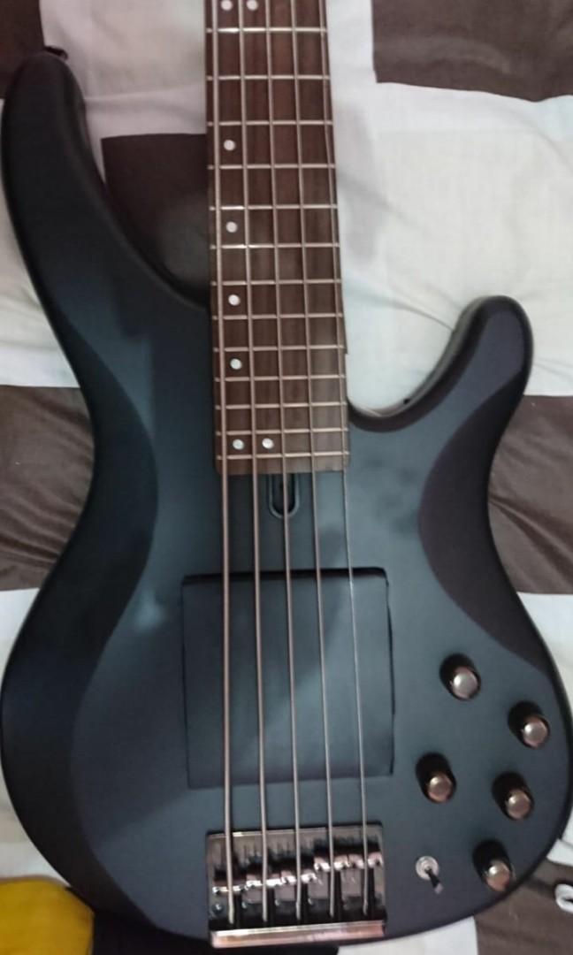 Bass Yamaha TRBX 505
