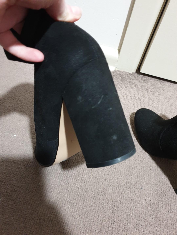 Betts sock boots - Black size 9