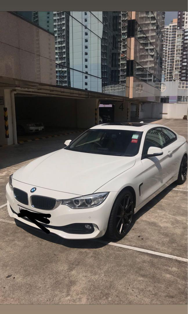 BMW 420I COUPE 2014 (2015/9)