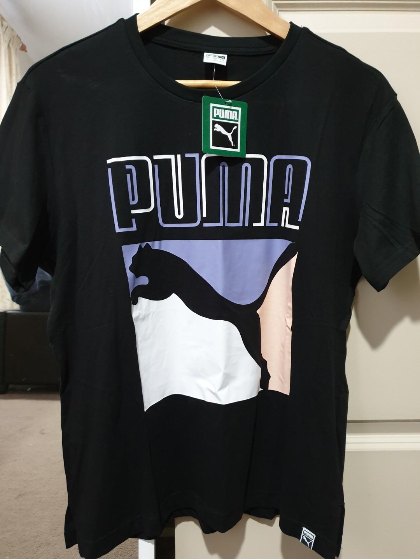 BNWT Puma t-shirt Size L