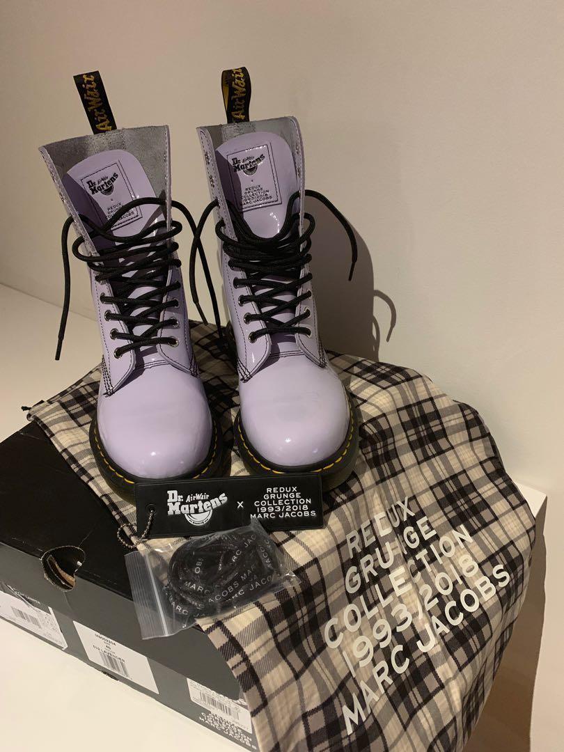 Dr Martens x Marc Jacobs Redux Grunge Collection 2018