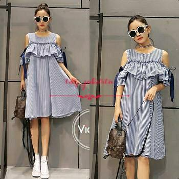 Dress OffShoulder BlzADIL