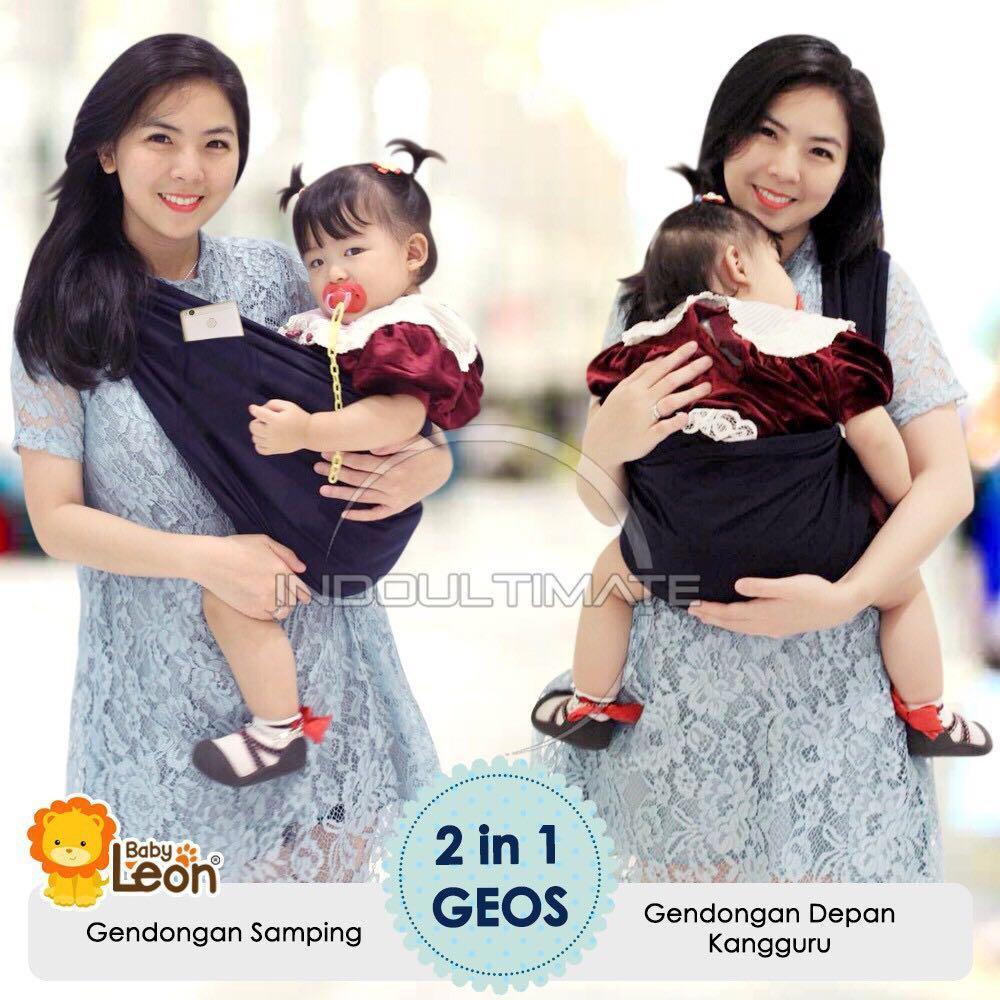 Turun harga!! Geos 2in1 baby leon