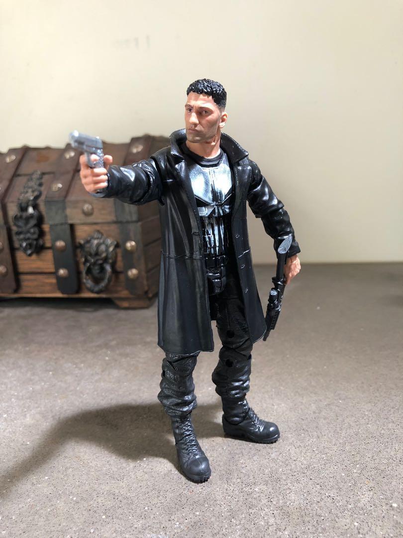 Hasbro Marvel Legends Netflix Punisher 6inch Action Figure