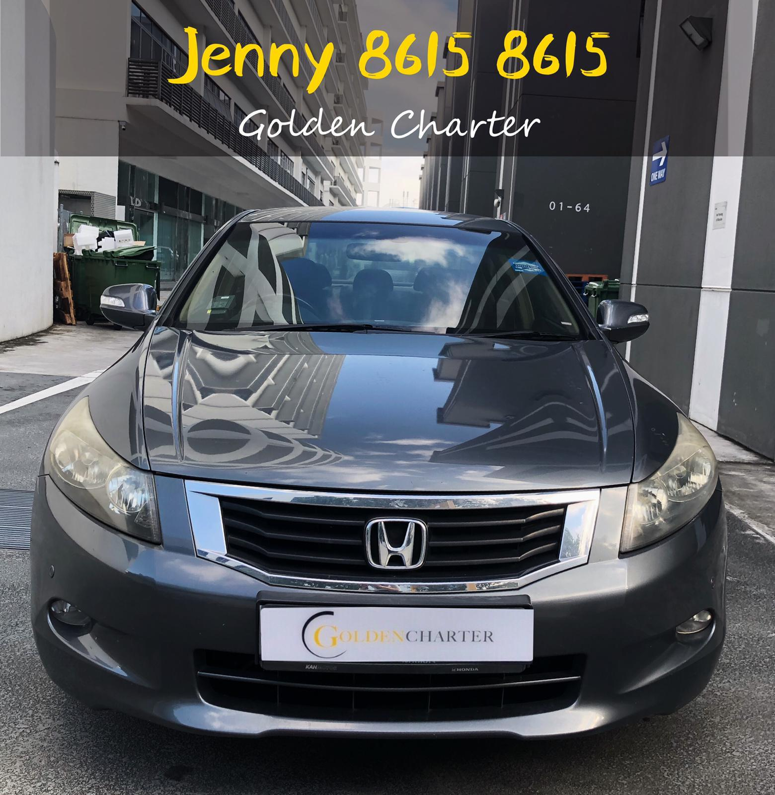 HONDA ACCORD cheapest rental toyota altis allion camry hyundai avante conti cars suitable for grab gojek n personal use.min 2 mth