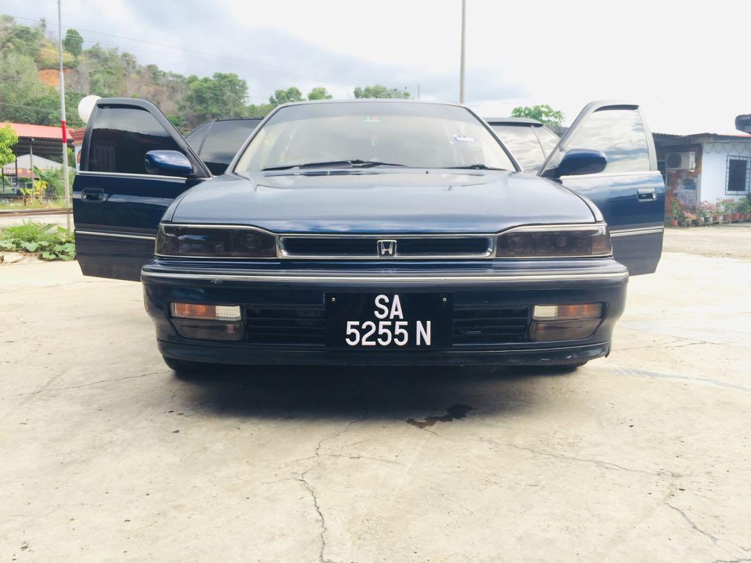Honda Accord sm4 cb3 full enjection 2.0cc auto (boleh nego bah)