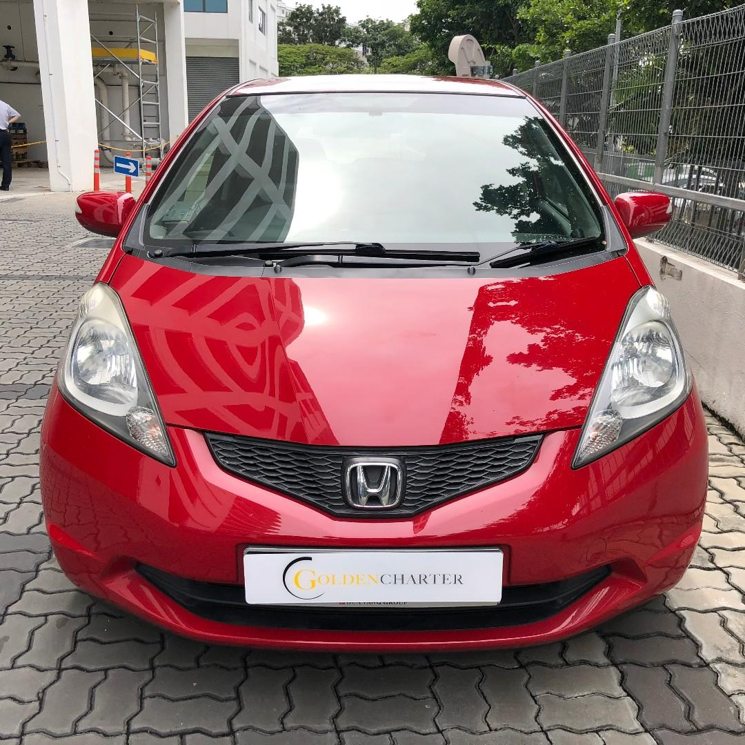 Honda Fit For Rent For PHV! $150 weekly rental rebate when u drive with PHV !