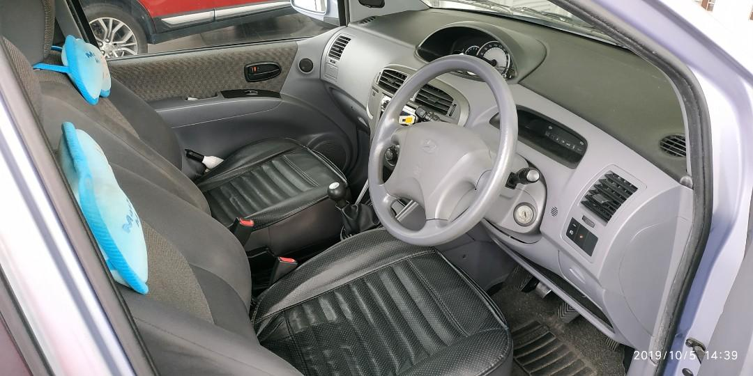 Hyundai Matrix 1.6 Manual