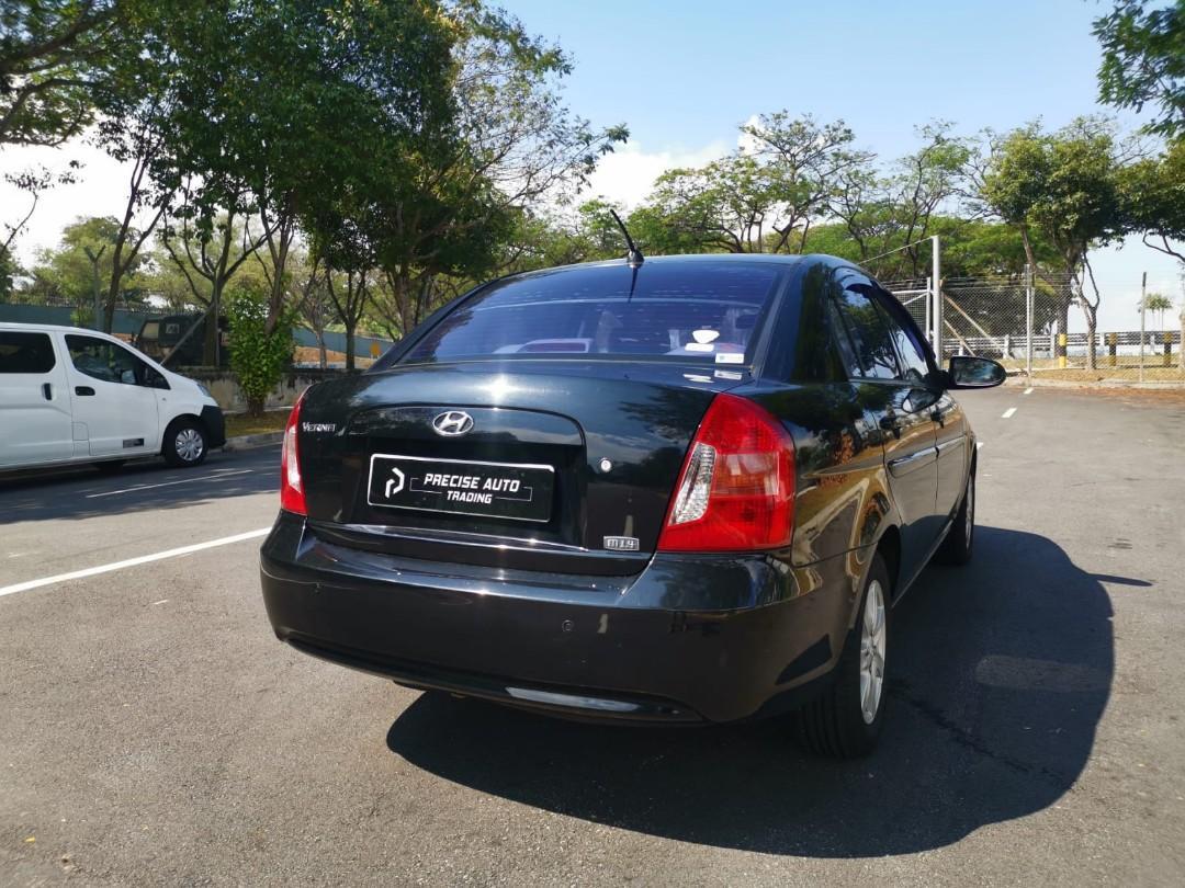 Hyundai Verna 1.4 GL (A)