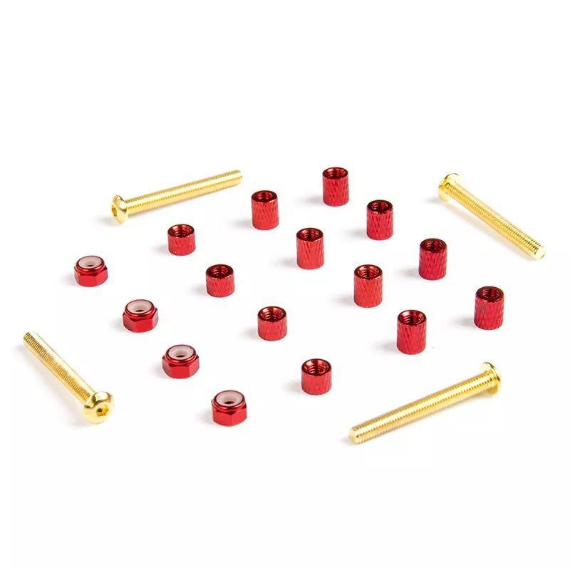iFlight 30.5*30.5mm F3 / F4 / F7 Flytower Flight Controller Spare Part Mounting Screws Set for iFlight FPV Racing Drone