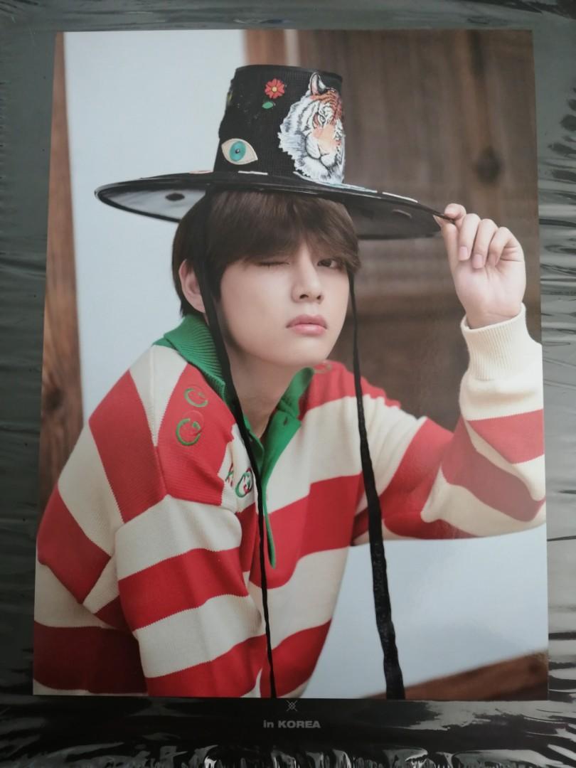 [READY STOCKS] BTS Summer Package 2019 Mini & Folding Poster
