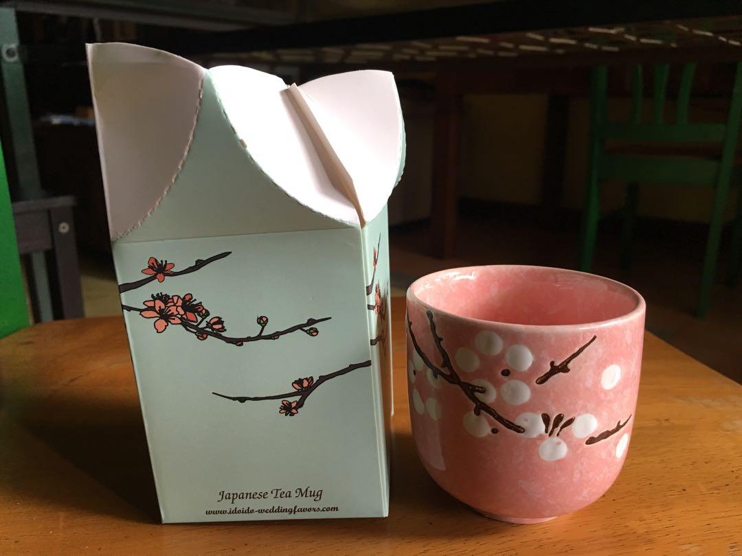 Japanese Tea Mug Everything Else On Carousell