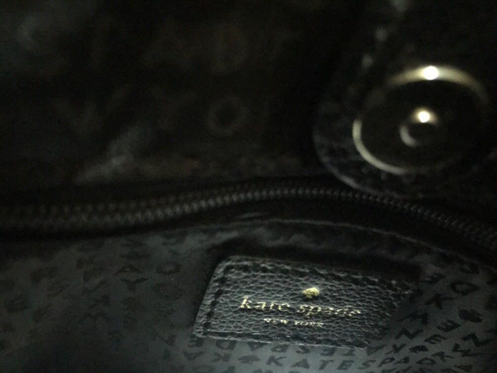 Katespade Bag  original black / authentique bag / crossbody bag / handbag