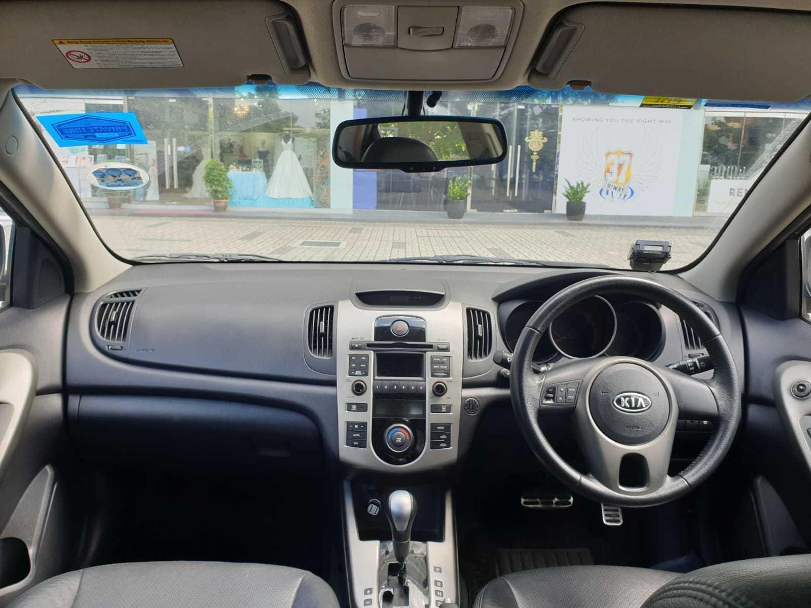 Kia Cerato Forte 1.6A @ Lowest rental rates, good condition!
