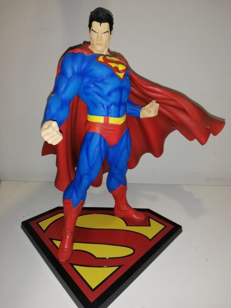 Kotobukiya DC 1/6 Statue Superman for Tomorrow, Great Condition